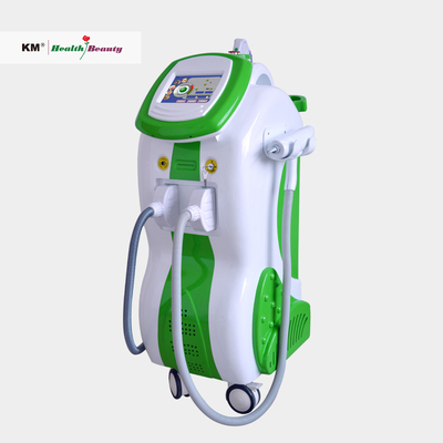 5 in 1 multifunction beuaty machine with SHR+IPL+Nd yag Laser+Cavitation+RF