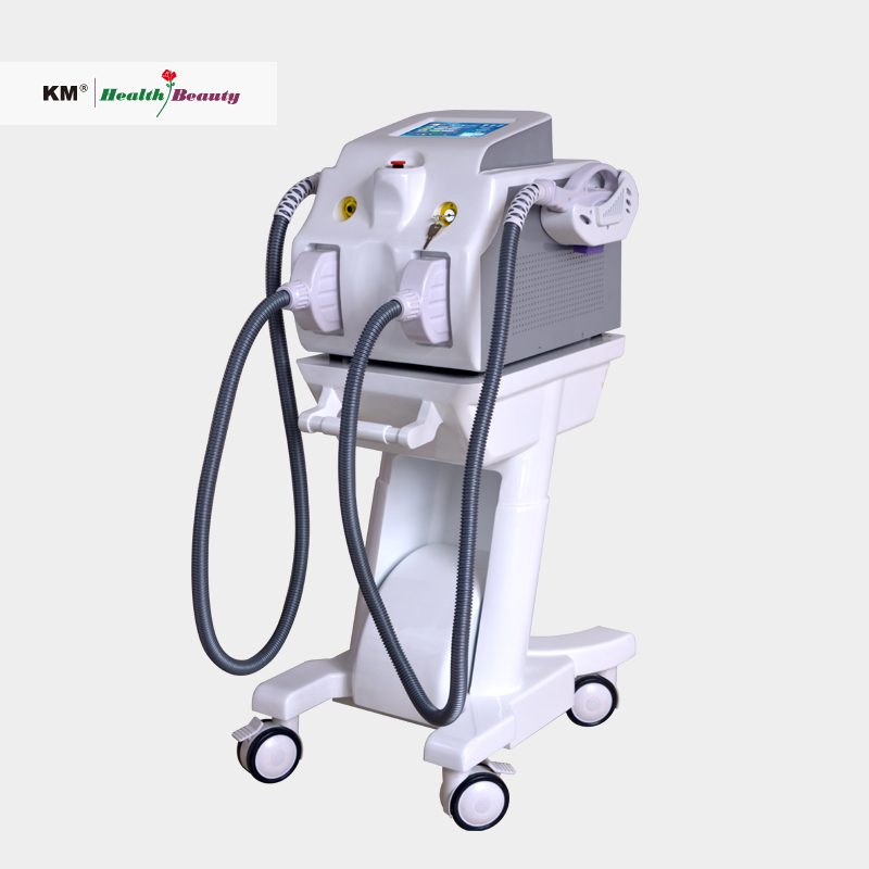 Professional shr laser hair removal machine, SHR laser IPL beauty depilation