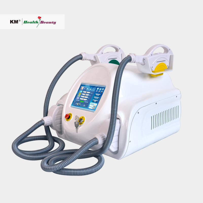 UK Germany lamp Best price SHR OPT painless hair removal machine