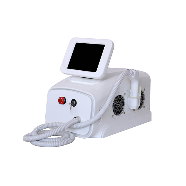 2019 newest fiber coupled diode laser hair removal machine / 810nm laser diode hair removal machine