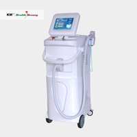 1200W Mirco channel 808nm diode laser hair removal machine with 16*42 spot