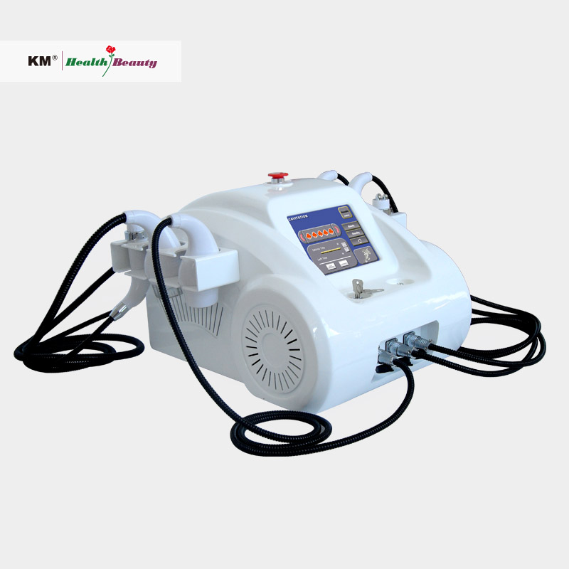 Strong power ultrasonic cavitation slimming machine, vacuum radio frequency machine